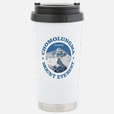 Chomolungma (Mount Everest) Travel Mug