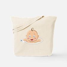 Unique Peek boo Tote Bag