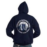 Yosemite national park Dark Hoodies