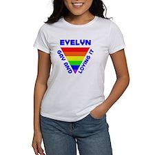Evelyn Gay Pride (#005) Tee