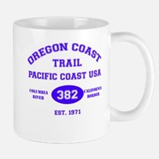 Oregon Coast Trail Mugs