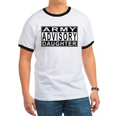 Army Daughter Advisory T