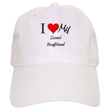 I Love My Swazi Boyfriend Baseball Cap