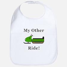 Snowmobile Other Ride Bib