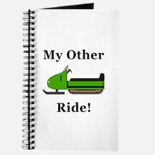 Snowmobile Other Ride Journal