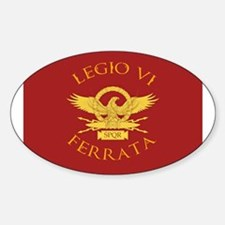 Legio VI-RED Decal