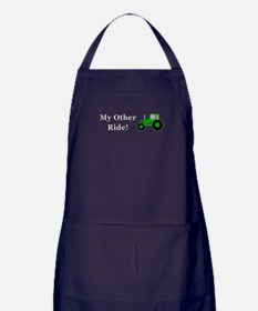 Tractor Other Ride Apron (dark)