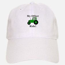 Tractor Other Ride Baseball Baseball Cap