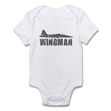 WINGMAN,  WINGMAN SHIRT,  AIR Infant Bodysuit