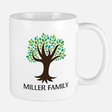 Personalized Genealogy Family Tree Mugs