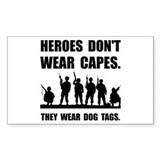 Heroes don 2527t wear capes Single