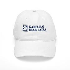 KARELIAN BEAR LAIKA Baseball Cap