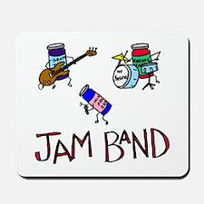 """Jam Band"" Mousepad"