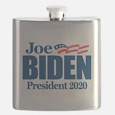 Joe Biden 2020 Flask