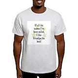 Grandpa Mens Light T-shirts