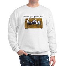 NMtl Where U Gonna Sit? Sweatshirt