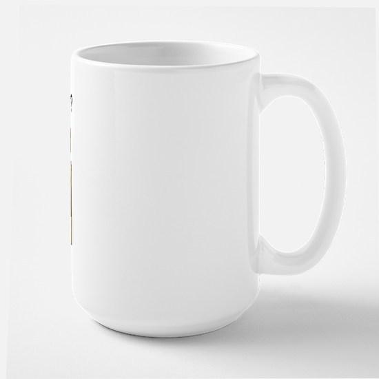 NMtl Where U Gonna Sit? Large Mug