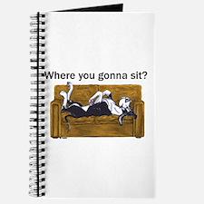 NMtl Where U Gonna Sit? Journal