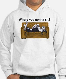 NMtl Where U Gonna Sit? Hoodie Sweatshirt