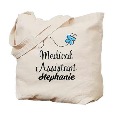 CafePress Medical Assistant Personalized Gift Tote Bag