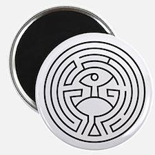 Funny Labyrinth Magnet