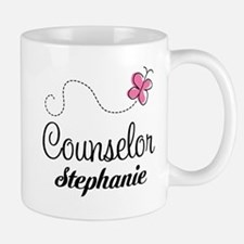 Personalized Counselor Gift Mugs
