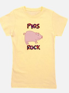 Pigs Rock T-Shirt