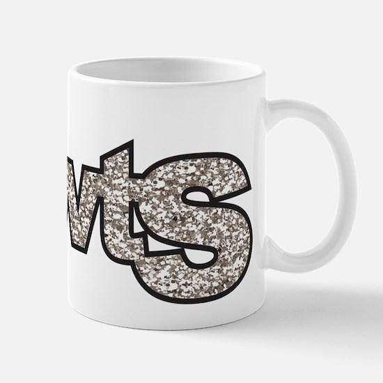 Glitter #DWTS Mug