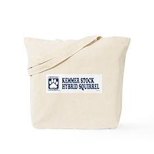 KEMMER STOCK HYBRID SQUIRREL DOGS Tote Bag