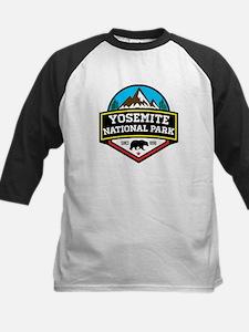 YOSEMITE NATIONAL PARK CALIFORNIA Baseball Jersey