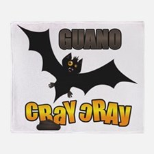 Unique Cray Throw Blanket