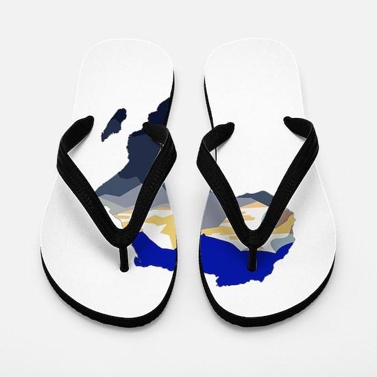 AFRICA Flip Flops