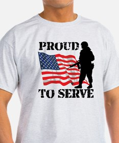 ProudlToServe_Female T-Shirt