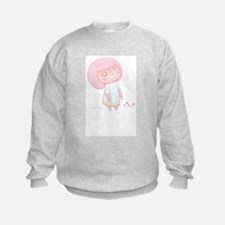 littlegal_pink Sweatshirt