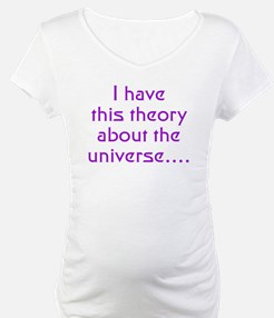 E8 Theory of Everything Shirt