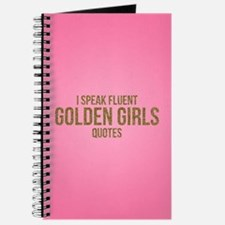 Golden Girls - Fluent Quotes Journal