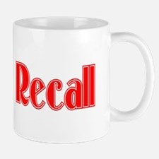 I Don't Recall Mug
