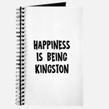 Happiness is being Kingston Journal