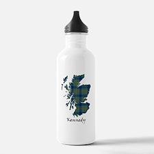 Map - Kennedy Water Bottle