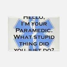Im Your Paramedic Magnets