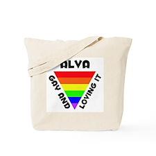 Alva Gay Pride (#006) Tote Bag