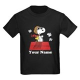 Peanuts snoopy Kids T-shirts (Dark)