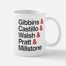HTGAWM Character Names Mug