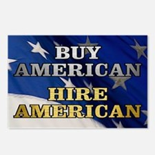 BUY HIRE AMERICAN Postcards (Package of 8)