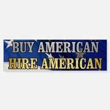 BUY HIRE AMERICAN Bumper Bumper Sticker
