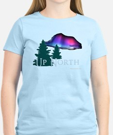 upnorthblue T-Shirt