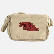HTGAWM Under the Sheet Messenger Bag