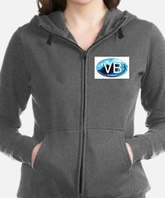 VB Vero Beach Wave Oval Sweatshirt