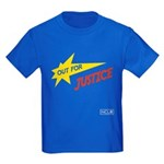 Kids Dark T-Shirt - Out For Justice 2