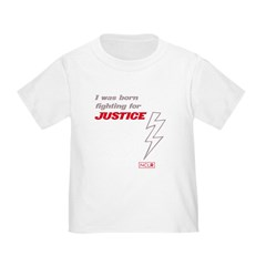 T - Born Fighting For Justice 2